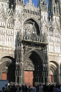 [Photo Cathedral - Rouen]
